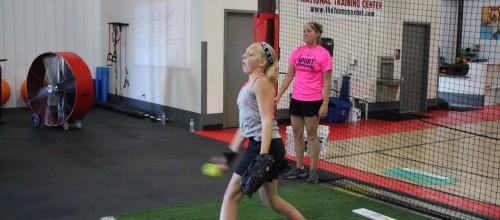 Advanced Softball Pitching Clinic
