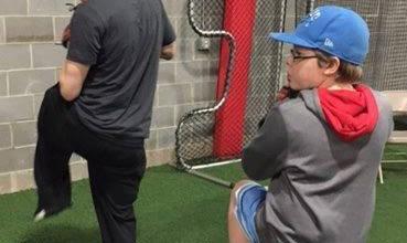 Baseball Hitting, Pitching and Defense Clinic THIS SUNDAY!